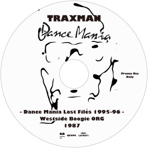 MBIP-5537_Traxman - Dance Mania Lost Files 1995-96
