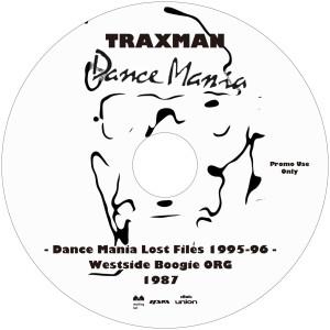 MBIP-5537_Traxman - Dance Mania Lost Files 1995-96