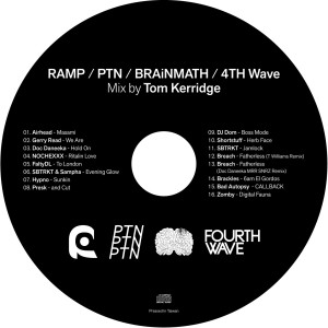 V.A. - RAMP : PTN : BRAiNMATH : 4TH WAVE Mix by Tom Kerridge