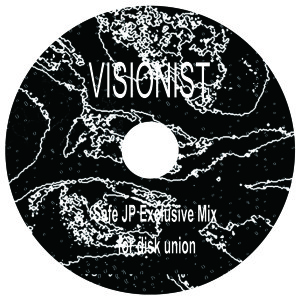 Visionist mix for disk union label
